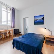 Studio 206 Bedroom